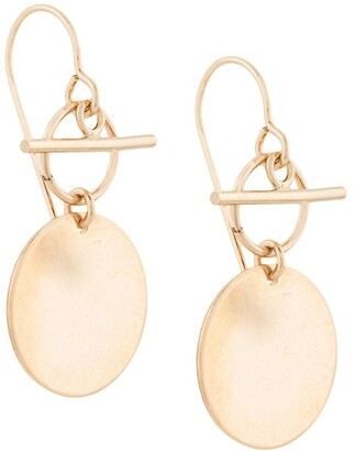 Petite Grand Fob Pendant Earrings