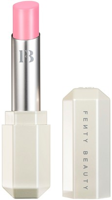 Fenty Beauty Slip Shine Sheer Shiny Lipstick - Colour $uga Kiss