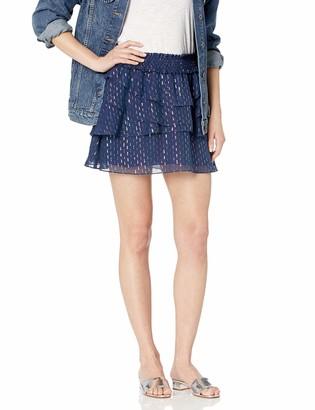 Ramy Brook Women's Multi Lurex Tabitha Mini Skirt