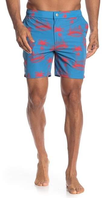 62044b52c25ee Shorts & Trunks Mosmann Australia Mens Tailored Swim Shorts DEL MAR
