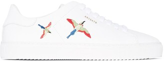 Axel Arigato Clean 90 bird embroidered sneakers