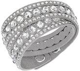 Swarovski NEW Slake Dot Grey Bracelet
