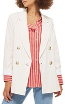 Women's Topshop Mensy Slouch Jacket