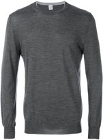 Eleventy round neck sweatshirt - men - Silk/Merino - S