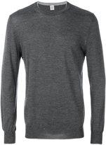 Eleventy round neck sweatshirt