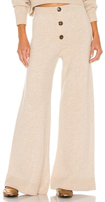 Divine Heritage x REVOLVE High Waisted Wide Leg Pant