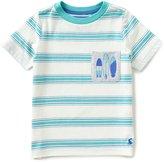 Joules Little Boys 3-6 Eliot Striped Jersey Tee