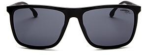 Carrera Unisex Square Sunglasses, 57mm