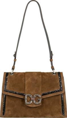 Dolce & Gabbana Amore Top Handle Shoulder Bag