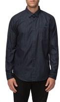Tavik 'McNaughton' Trim Fit Denim Shirt