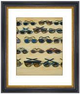 Munn Works Thiebaud - Five Rows of Sunglasses - 2000 Art
