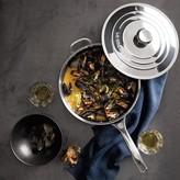 Le Creuset Stainless-Steel Sauté Pan