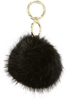 Iphoria Faux Fur Bag Charm