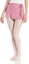 Capezio Women's Chiffon Wrap Ballet Skirt