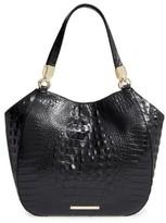 Brahmin Melbourne Marianna Leather Tote - Black