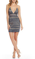 Style Stalker STYLESTALKER Bailey Lace Mini Dress