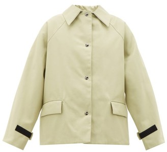 Kassl Editions Padded Canvas Work Jacket - Green