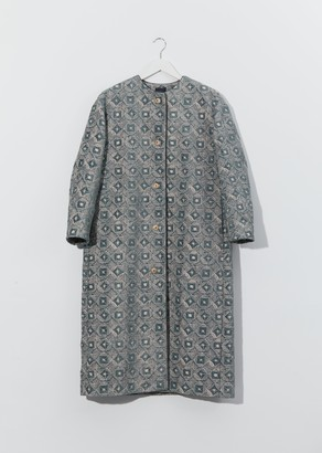 Minä Perhonen Flower Circle Coat