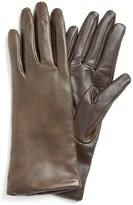 Nordstrom Fownes Brothers 'Basic Tech' Cashmere Lined Leather Gloves Exclusive)