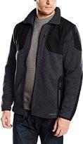 Eddie Bauer Men's Mao Long Sleeve Jacket - Grey -