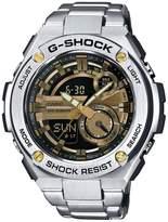 Casio Men's G-Shock GST210D-9A Stainless-Steel Quartz Watch