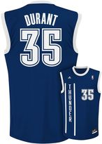 adidas Men's Oklahoma City Thunder Kevin Durant NBA Jersey