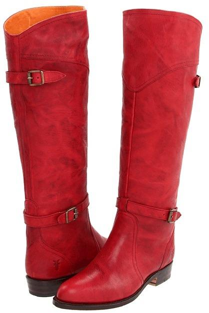 Frye Dorado Riding (Taupe) - Footwear