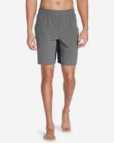 """Eddie Bauer Men's Meridian 9"""" Shorts - Solid"""