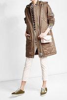 Kenzo Zipped Cotton Coat