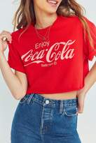 Junk Food Clothing Coca-Cola Cropped Tee