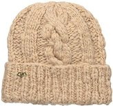Cole Haan Women's Chunky Cable Cuff Hat