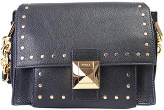 Furla Studded Mini Shoulder Bag