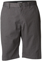 Fox Charcoal Pinstripe Essex Shorts