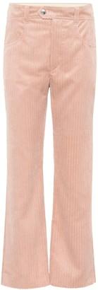 Isabel Marant Meero corduroy pants