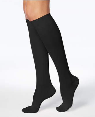 Gold Toe Wellness Women Compression Firm-Support Knee-High Socks