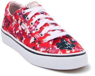 Keds Jump Kick Floral Sneaker