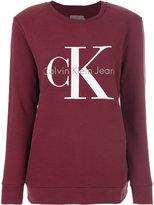 Calvin Klein Jeans Logo Printed Longsleeves Tee