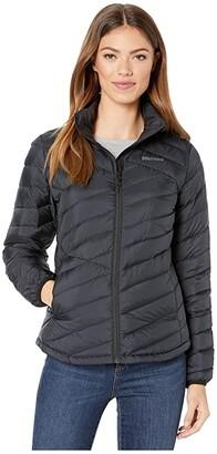 Marmot Highlander Jacket (Black) Women's Clothing
