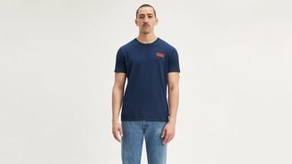 Levi's Levis Chest Patch Logo Tee Shirt