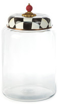 Mackenzie Childs Courtly Check Biggest Storage Canister
