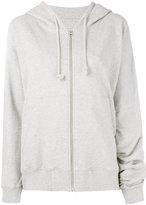 MM6 MAISON MARGIELA zipped hoodie