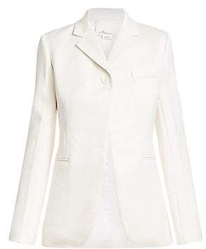 3.1 Phillip Lim Women's Satin Blazer