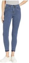 FDJ French Dressing Jeans Jeans Lightweight Denim Olivia Slim Ankle in Denim (Denim) Women's Jeans