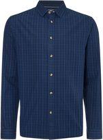 Linea Long Sleeve Check Shirt