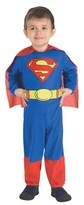 Superman Toddler Costume 2T-4T