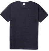 orSlow Cotton-jersey T-shirt - Indigo