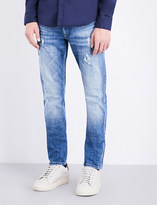 Replay Anbass slim-fit tapered jeans