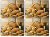 Pimpernel Artisanal Breads Placemats (Set of 4)