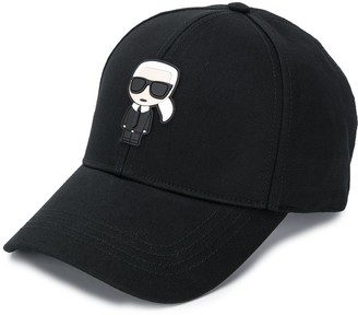 Karl Lagerfeld Paris Karlito baseball cap