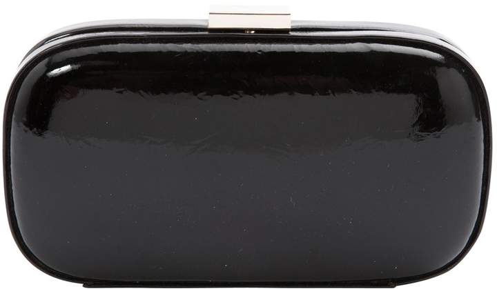 Anya Hindmarch Patent leather clutch bag